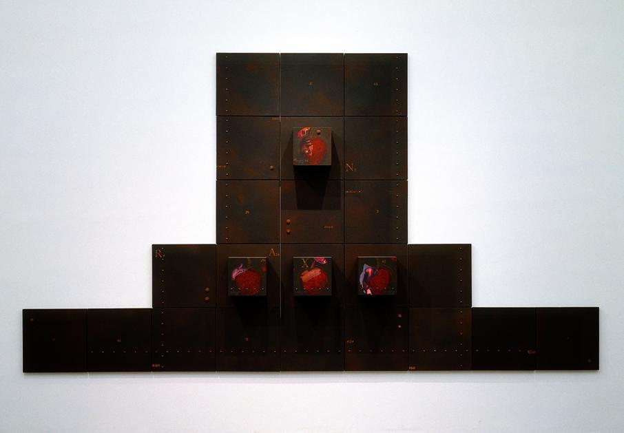 4. Boxes of desire,1997 250x450cm,.jpg